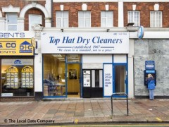 Top Hat Dry Cleaners, exterior picture