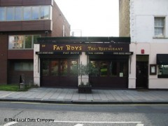 Fat Boys, exterior picture