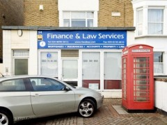 Finance & Law Services image