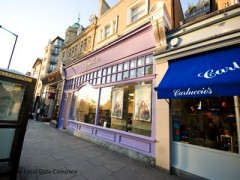 Paperchase, exterior picture
