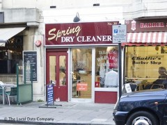 Spring Dry Cleaners image