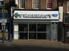 Pasters Chemist, exterior picture