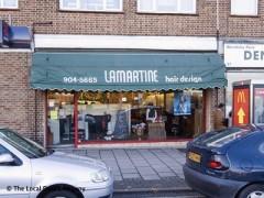 Lamartine Hair Design image