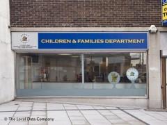 Children & Families Department image
