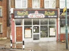 Mr Chans 36 Watford Road Wembley Take Away Food Shops