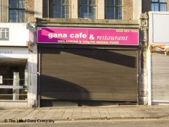 Gana Cafe & Restaurant, exterior picture