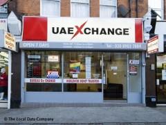 Uae xchange 596 high road wembley bureaux de change near wembley