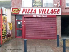 Pizza Village 785 Harrow Road Wembley Take Away Food