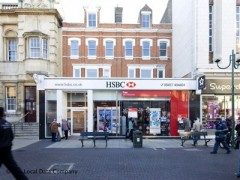 HSBC, 126 High Road, Ilford - Banks & Other Financial