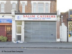 Salim Caterers, exterior picture