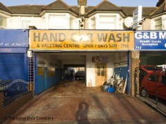 Hand Car Wash & Valeting Centre, exterior picture
