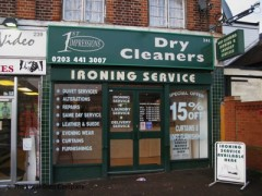 1st Impressions Dry Cleaners image