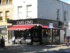 Cafe Cino, exterior picture