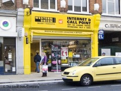 Internet & Call Point, exterior picture