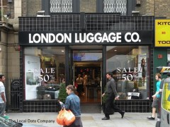 London Luggage Co, exterior picture