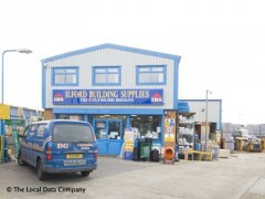 Ilford Building Supplies, exterior picture