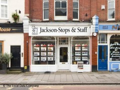Jackson Stops & Staff, exterior picture