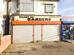 Heads Up Barbers, exterior picture