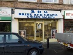 B & G Bride & Groom image