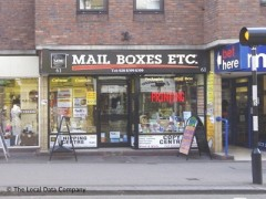 Mail Boxes Etc. Surbiton, exterior picture