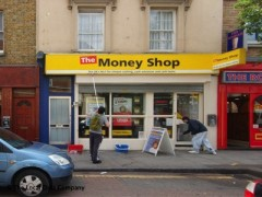 Money Shop, exterior picture
