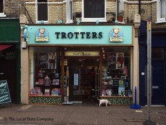 Trotters, exterior picture