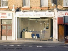Battersea Dental Care, exterior picture