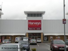 Harveys The Furniture Store, exterior picture