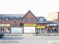 Morrisons, exterior picture