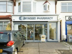 Oakwood Pharmacy, exterior picture
