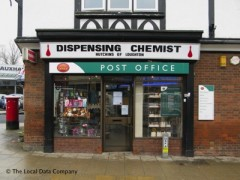 Hutchins Of Loughton Chemist, exterior picture