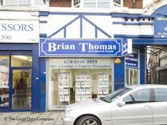 Brian Thomas Partnership, exterior picture