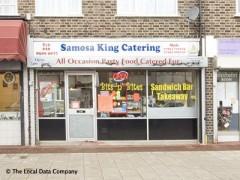 Samosa King Catering image