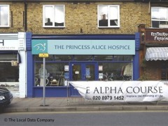 Princess Alice Hospice, exterior picture