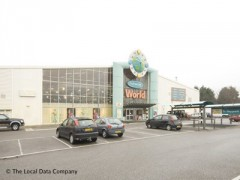 Mothercare World, exterior picture