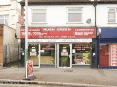 Rush Green Launderette, exterior picture