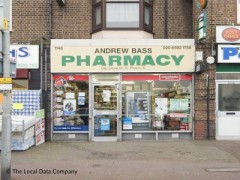 Andrew Bass Pharmacy, exterior picture
