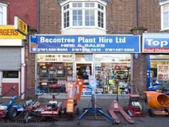 Becontree Plant Hire Ltd image