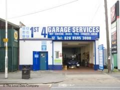 1st 4 Garage Service image