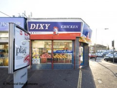 Dixy Chicken, exterior picture