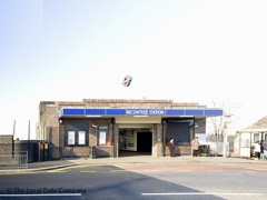 Becontree Station, exterior picture