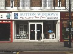 Sutton Windows, exterior picture