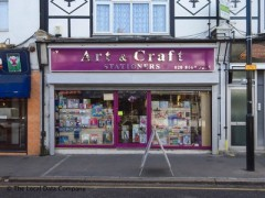 Art & Craft Stationers image