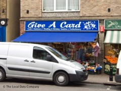 Give A Card, exterior picture