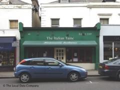 The Italian Taste Restaurant image