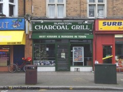 Charcoal Grill, exterior picture