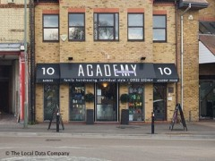 Academy Hairdressing, exterior picture