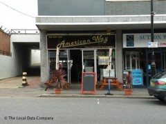 American Way, exterior picture