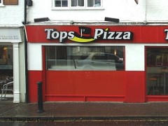 Tops Pizza 11 13 Church Street Staines Upon Thames Pizza