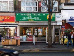 Euro Asia Travel, 3 The Broadway, Southall - Travel Agents near.